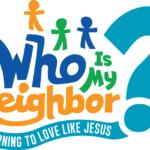 Vacation Bible School 2019 logo